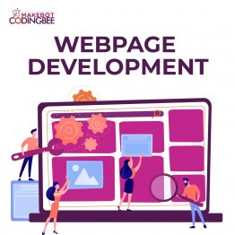 CodingBee Webpage Development Program