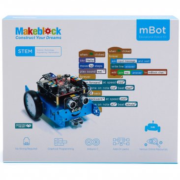 mBot V1.1-Blue(Bluetooth Version)