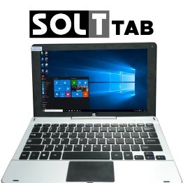 SOLT 2-in-1 Tablet cum Laptop